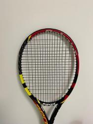 link to Babolat AeroPro Drive French Open Tennis Racquet Grip 3