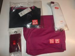 link to Uniqlo Roger Federer AO2020 outfit set
