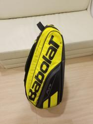 link to Babolat Pure Aero 9 Pack Bag