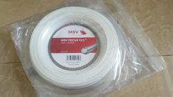 link to MSV Focus Hex 16L (1.23) String Reel White - 660'