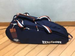 link to Wilson tennis bag (99%new)