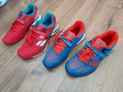 link to FS:2 pair of Babolat Propulse all court