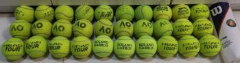 link to <Sell> 30 Used Tennis Balls