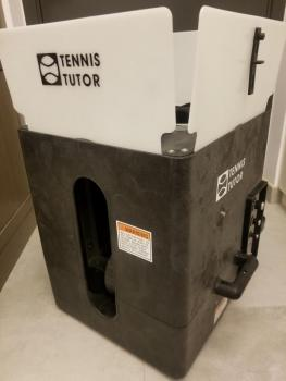 link to Tennis tutor plus tennis machine 網球發球機