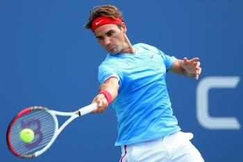 link to Federer 2012 US Open Day Session Shorts