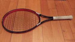 link to FS : Prince TeXtreme Warrior 107 tennis racket
