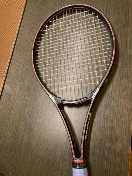 link to Prince Response 97 Rafter racket
