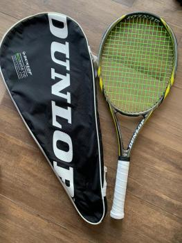 link to Dunlop 500 Tour Biomimetic Grip 3