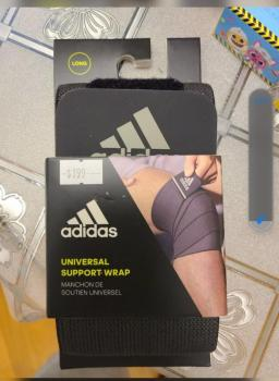 link to Adidas knee sleeves new