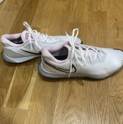 link to Brand New Nike Air Zoom Vapor Cage 4 White/Pink Shoe (CD0431-100)