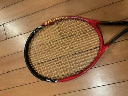 link to Wilson Hyper Pro Staff 6.1 18x20 Silver Edition