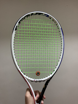 link to Tecnifibre rs 305g grip3 90%new